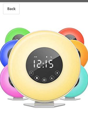 Sunrise Alarm Clock for Sale in Lynwood, CA