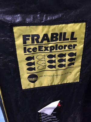 Fabril Ice fishing shelter 2 man for Sale in Spokane, WA