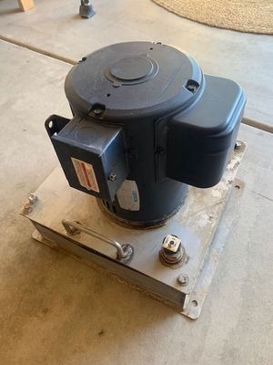 EP power unit OR Leeson 5hp motor for Sale in Phoenix, AZ