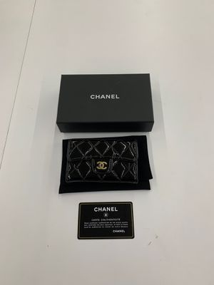 Chanel 18S Timeless Classic Mini Flap Card Holder for Sale in Santa Ana, CA