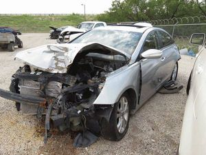2011 Hyundai Sonata for parts for Sale in Dallas, TX