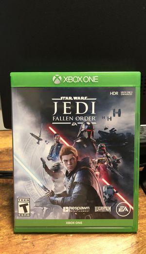 Star Wars: Jedi Fallen Order on Xbox One for Sale in Los Angeles, CA
