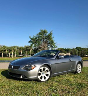 2007 BMW 6 Series for Sale in Tampa, FL