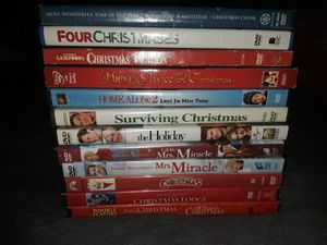 Christmas dvds for Sale in Wichita, KS