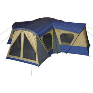 Ozark Trail 14-Person 4-Room Base Camp Tent with 4 Entrances for Sale in Houston, TX