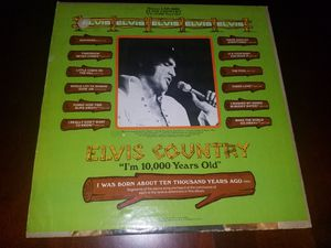ELVIS RECORD COVER ONLY for Sale in BROOKSIDE VL, TX