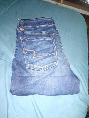 American Eagle skinny jeans size 10. 20$ obo for Sale in Grand Island, NE
