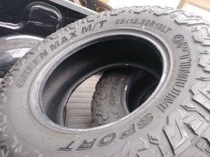 Green Max M/T Optimum 35x12.50r18LT for Sale in Mesa, AZ