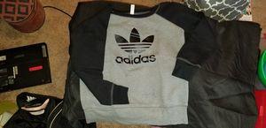 Adidas trefoil sweater for Sale in Sultan, WA