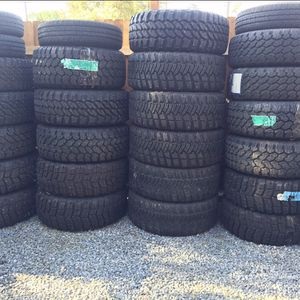 Truck Tires For Sale $100 Each for Sale in Corona, CA
