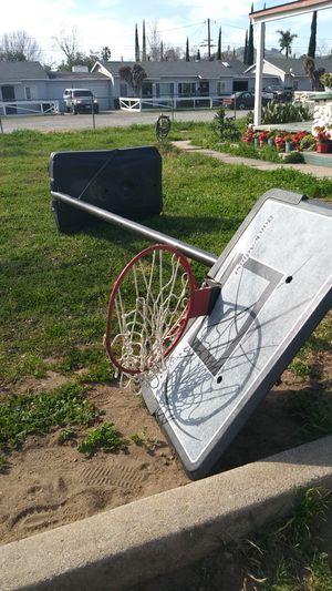 Basketball hoop for Sale in DEVORE HGHTS, CA