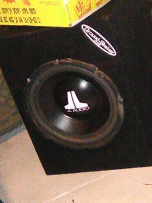 JL Audio 10w6 for Sale in Los Angeles, CA