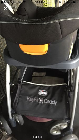 Keyfit Caddy Detachable Car seat & Stroller for Sale in Lafayette, LA