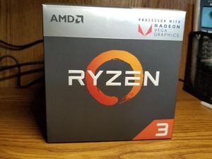 Ryzen 3 2200G for Sale in Elizabeth, NJ