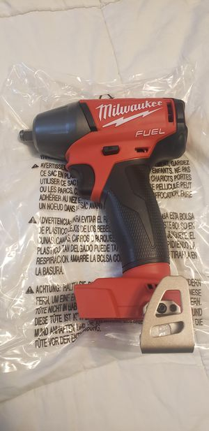 "Milwaukee M18 Fuel 3/8"" Impact Wrench **TOOL ONLY** **$140 FIRM** for Sale in Phoenix, AZ"