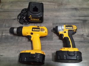 Brand new impact driver and new drill 18V for Sale in Garden Grove, CA