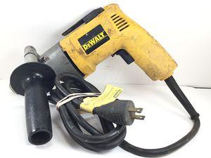 """DeWALT 1/2"""" VSR ELECTRIC DRILL for Sale in Mountville, PA"""