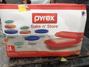 Pyrex bake & store for Sale in San Antonio, TX