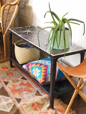 Hallway console coffee table or bench for Sale in Austin, TX