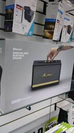 Marshall speaker for Sale in Ceres, CA