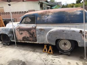 1950 Chevy Sedan Delivery three door Extremely rare for Sale in Pico Rivera, CA