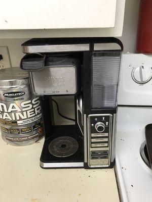 Ninja coffee maker for Sale in West Valley City, UT
