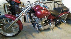 2004 Big Dog Pittbull Chopper Motorcycle for Sale in Trenton, MI