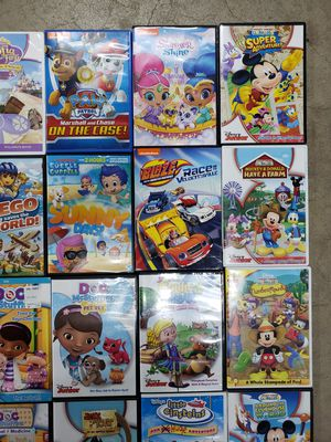 Children's movies for Sale in San Bernardino, CA