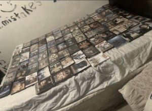 Pick up only 80+ different dvds all work good condition everything for 25.00 for Sale in Washington, DC