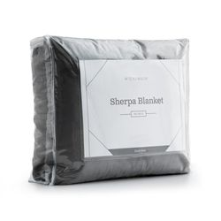 Super Comfy Sherpa Blanket Queen Size Great Addition To A Brand New Mattress And Bed Set for Sale in La Mesa,  CA