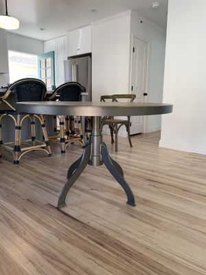 Restoration Hardware/Industrial Style Dining Table for Sale in Long Beach, CA