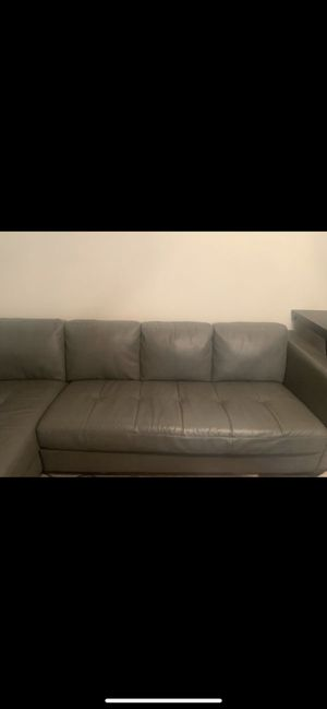 Gently used sectional for Sale in Cary, NC