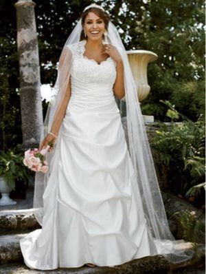 David's Bridal Wedding Dress for Sale in San Antonio, TX