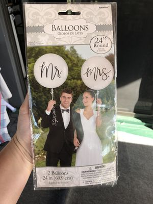 Wedding balloons decor for Sale in Port St. Lucie, FL