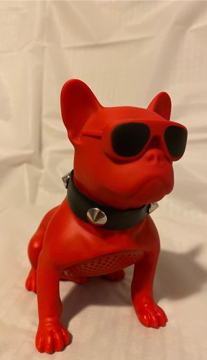 Cool pug red speaker for Sale in Fontana, CA
