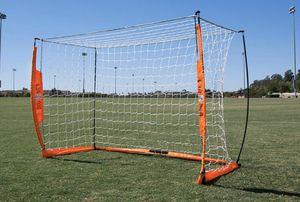 Bownet soccer goal (foldable) for Sale in Alexandria, VA