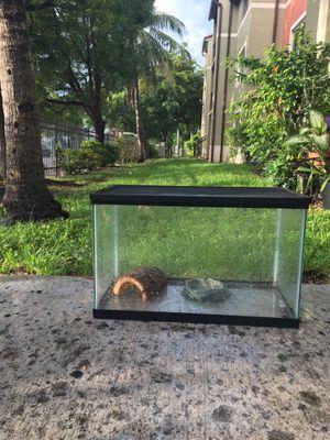 20 gallon tank fish or reptile for Sale in Miami, FL