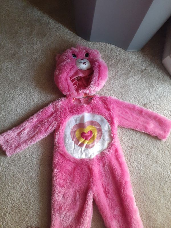 Care Bears- Wonderheart Halloween toddler costume