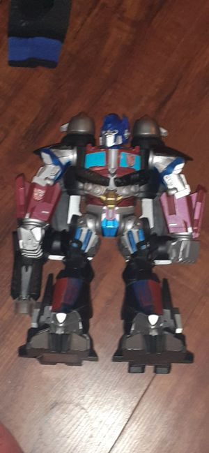 Transformers OPTIMUS PRIME for Sale in Cleveland, OH