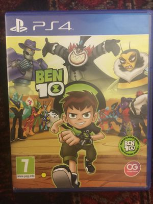 PS4 : BEN 10 for Sale in Everett, WA