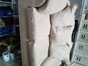 FREE Off white Fabric Loveseat for Sale in Apollo, PA