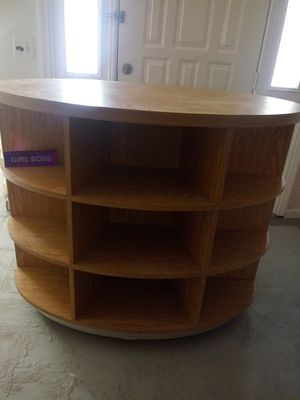 Display Shelf 4ft tall 4 ft wide for Sale in Pine Ridge, FL