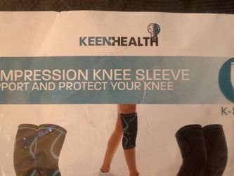 Compression knee sleeve for Sale in Cedar Hill,  MO