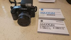 Minolta camera for Sale in Menifee, CA