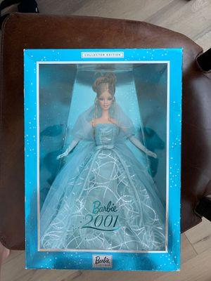 2001 Barbie Collector Edition for Sale in Boca Raton, FL