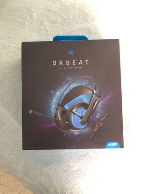 Orbeat gaming headphones for Sale in Old Bridge, NJ