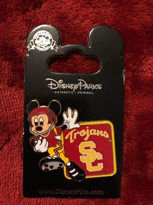 Disney Trading Pin Trojans USC - Pin for Sale in Las Vegas, NV