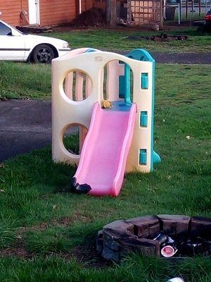 Slide climb toy for Sale in Elma, WA