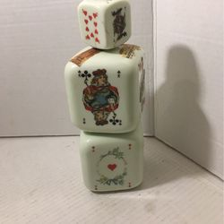 Novelty glass liquor bottle playing cards for Sale in Largo,  FL