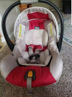 Chicco Bravo Stroller Travel System Car Seat for Sale in Jacksonville, FL